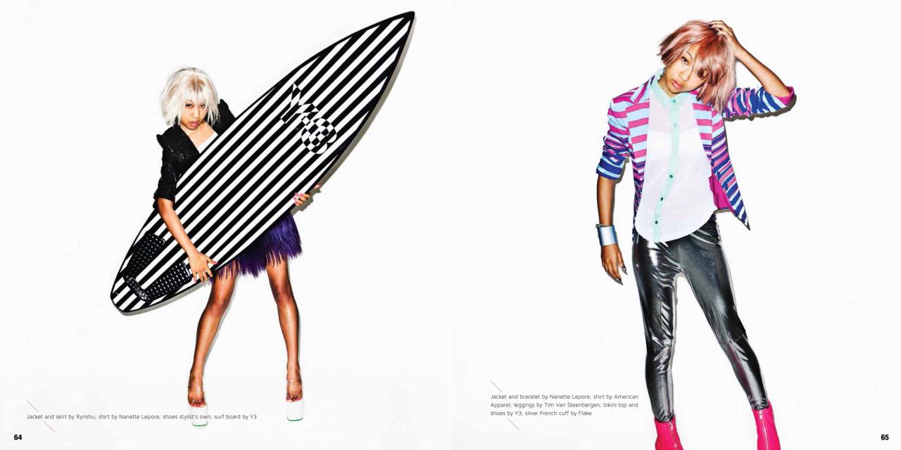 KEE Magazine x Thelma Aoyama