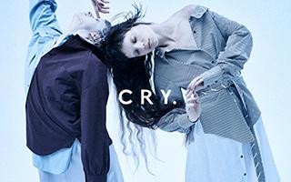 CRY. -ISETAN-