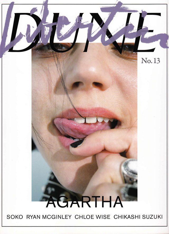 Libertin DUNE  COVER & editorial