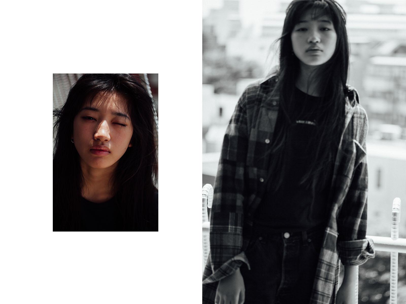 TOKYO GIRL S HOOD