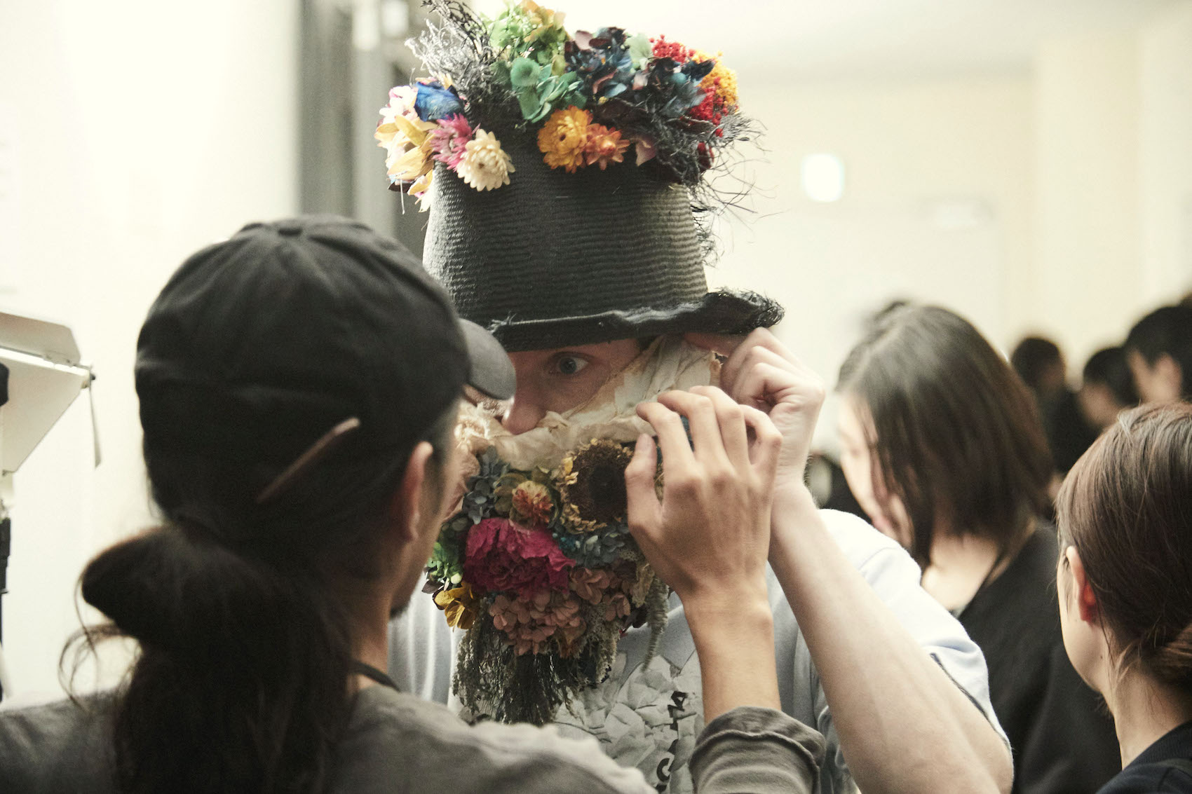 TOKYO COLLECTION 「meagratia Back Stage」