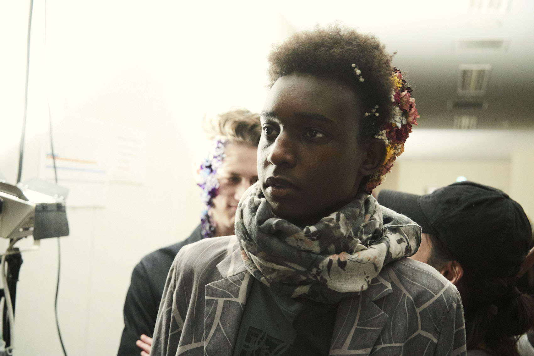 BACK STAGE for 「meagratia 19ss COLLECTION」