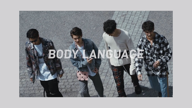 "INTERSECTION ""Body Language"" MV"